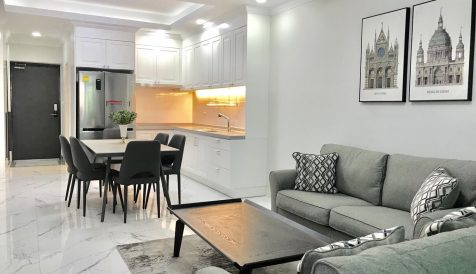 BKK1 Located New 2-Bedroom Serviced Apartment