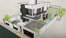 Modern 4-Bedroom Villa with SWIMMING POOL