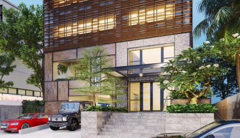 Final Unit Available For Foreigners- L'attrait BOEUNG KENG KANG BKK 1