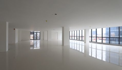 387sqm brightening office space for rent in Mao Tse Toung Blvd close to BKK1