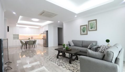New 3-Bedroom Serviced Apartment in BKK1