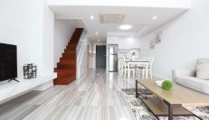 New Duplex Style 1-Bedroom Serviced Apartment