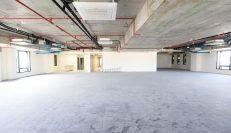 355sqm grade B office space in premiere location of Norodom blvd.