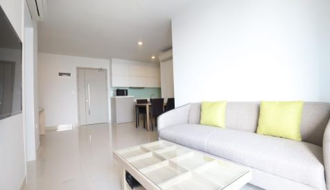 Brand New 2 Bedrooms for Rent at The Bridge Tonle Bassac