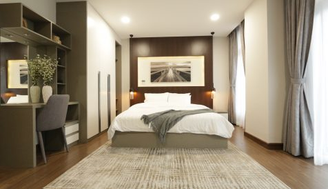 Brand New One Bedroom Apartment for Rent at BKK2 (Urban Palace) BKK 2