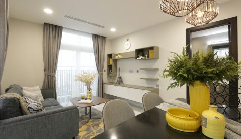 Brand New 2 Bedroom Apartment for Rent at BKK2 (Urban Palace)