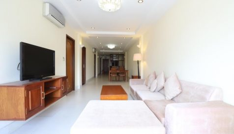 Centrally Located Large 2-Bedroom Apartment BKK 1