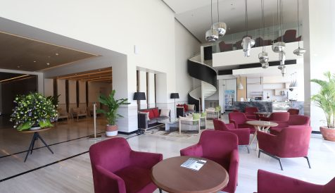 Fashionable 1 Bedroom Japanese Serviced Apartment for Rent close to Naga 2