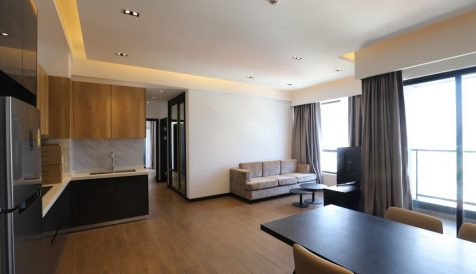 Tonle Bassac | 27th-Floor 2-Bedroom Apartment SKYLAR