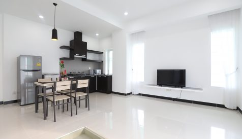 Newly Finished – Elegant 1 Bedroom Apartment in Tonle Bassac