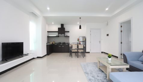Newly Finished – Elegant 1 Bedroom Apartment in Tonle Bassac (Type B)