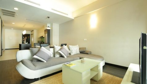Spacious 2 Bedroom Apartment close to ISPP Tonle Bassac