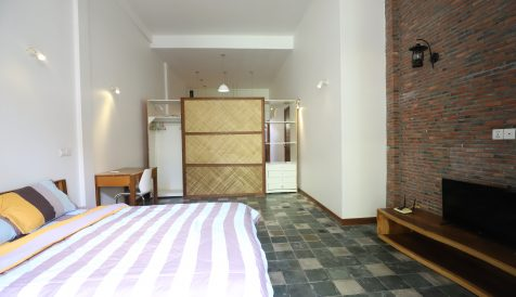 Fully Furnish Studio Apartment for Rent in Tonle Bassac