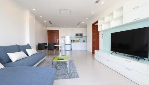 Comfortable 1 Bedroom with the Balcony Apartment for Rent in BKK1