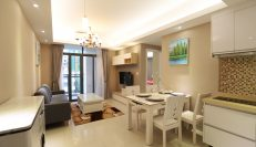 Newly Finished 3 Bedrooms Serviced Apartment in BKK1
