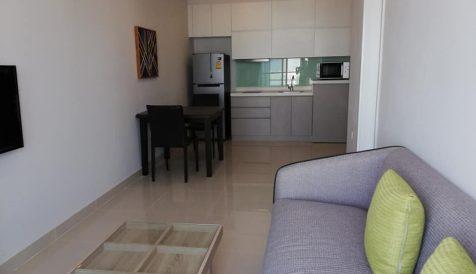 1 Bedroom For Rent at The Bridge Tonle Bassac