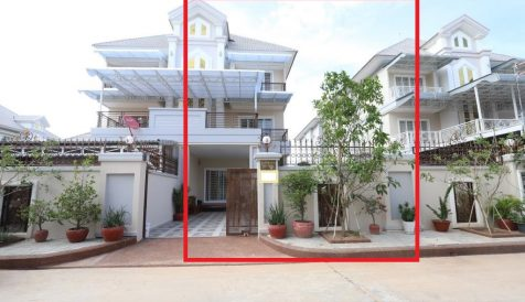 4 Bedroom Villa Gated Community near ISPP Nirouth
