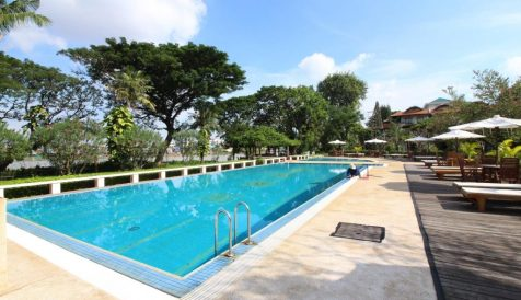 Pet Friendly 2 Bedrooms Serviced Apartment with Full Facility close to ISPP