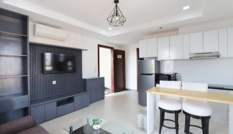 Brand New 1 bedroom in Toul Tompong for rent Toul Tum Poung 1