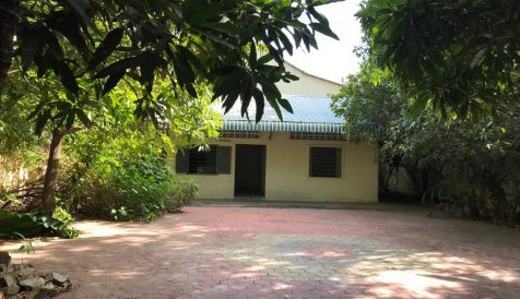 Property with Land for Various Use Phsar Daeum Thkov