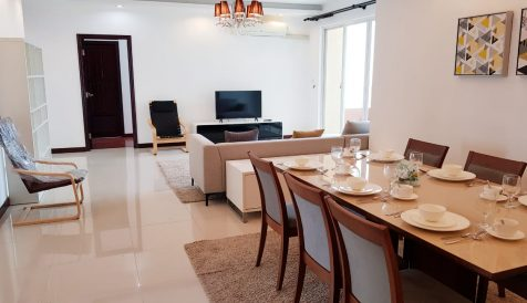 Large 3-Bedroom Apartment for Sale in Rose Condo Tonle Bassac