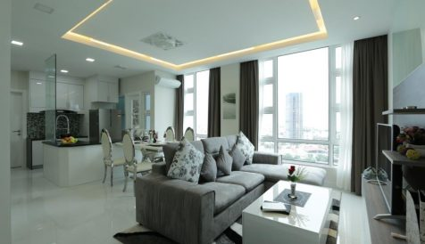 Brand New 1 Bedroom River view at Chroy Chongvar Chroy Changvar