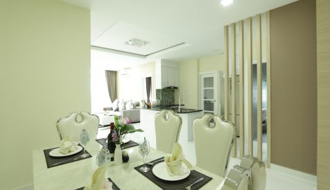 Specious 2 Bedroom for rent at Chroy Chongvar Chroy Changvar