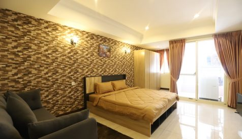 Brand new 1 Bedroom for Rent @Bali 5 Tonle Bassac