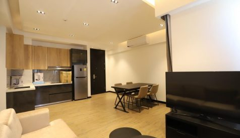 Fully Furnished – High Floor 1 Bedroom In Skylar