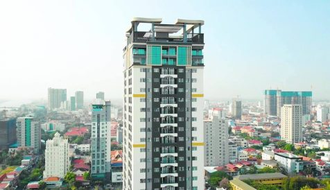 Brand New 2-Bedroom Condo at The View, BKK1 BKK 1