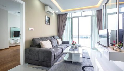 Brand New 2 Bedroom River view at Chroy Chongvar Chroy Changvar