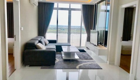 Brand New 3 Bedroom River view at Chroy Chongvar Chroy Changvar
