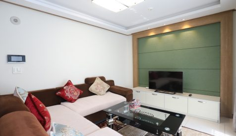 Stunning 2 Bedrooms at De Castle Royal for rent BKK 1