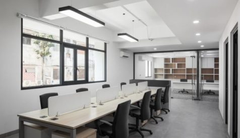 Fully Furnish Office Space For Rent In BKK BKK 1