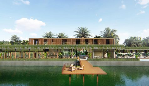 AMBER-KAMPOT- Boutique Luxury Resort- Best for Investment Opportunity
