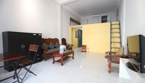 2 Bedroom Flat on 1st floor for rent in BKK1 BKK 1