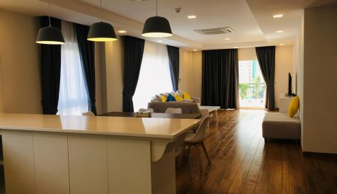 Modern 3 bedroom apartment for rent in BKK1 BKK 2