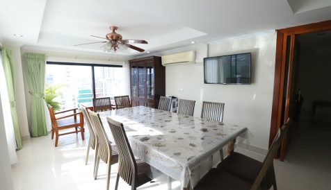 Available 3 Bedroom Penthouse for rent in BKK1 BKK 1