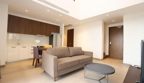 Best View 2 Bedroom Duplex for Rent at Embassy Central BKK 1