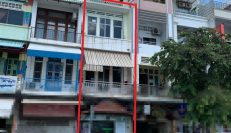 Shophouse For Sale on Sisowat Quay Riverside, Phnom Penh