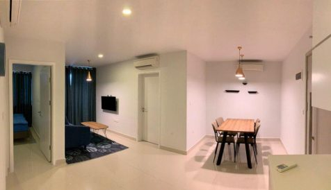 Nice 3 Bedrooms For Rent at The Bridge Tonle Bassac