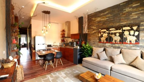 1-Bedroom Serviced Apartment@Tonle Bassac