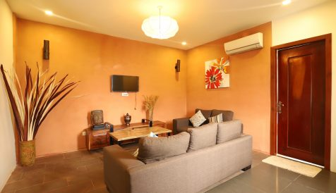 1-Bedroom Serviced Apartment @Daunh Penh