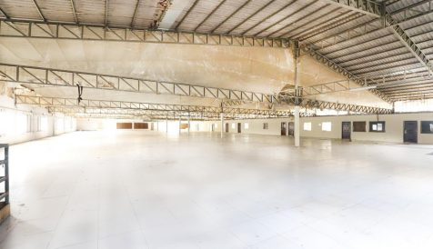 Factory available for lease close to National Road No. 3 & 4 Chaom Chau