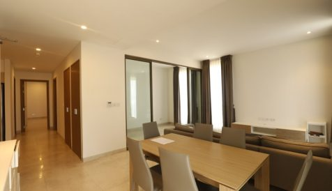 Available 2 Bedroom Apartment For Rent @ Embassy Residences Tonle Bassac