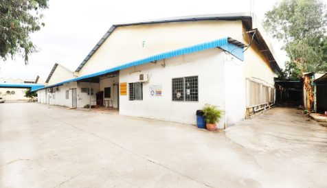 FACTORY FOR LEASE AT STEUNG MEANCHEY Stueng Mean chey