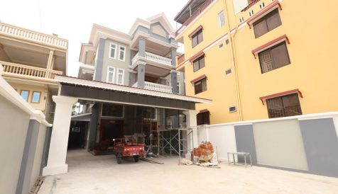 Brand New 18 Rooms Property for Rent at Chba Ampov Nirouth