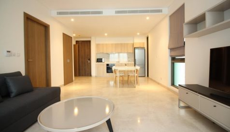 Spacious 1 Bedroom Apartment For Rent @ Embassy Residences Tonle Bassac