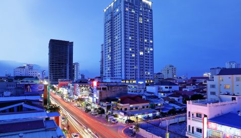 HOT SALE, Furnished 2-Bedroom Apartment, De Castle Royal, BKK1 Dambae