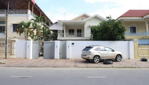 Villa For Sale in Central Phnom Penh – BKK3 area BKK 3